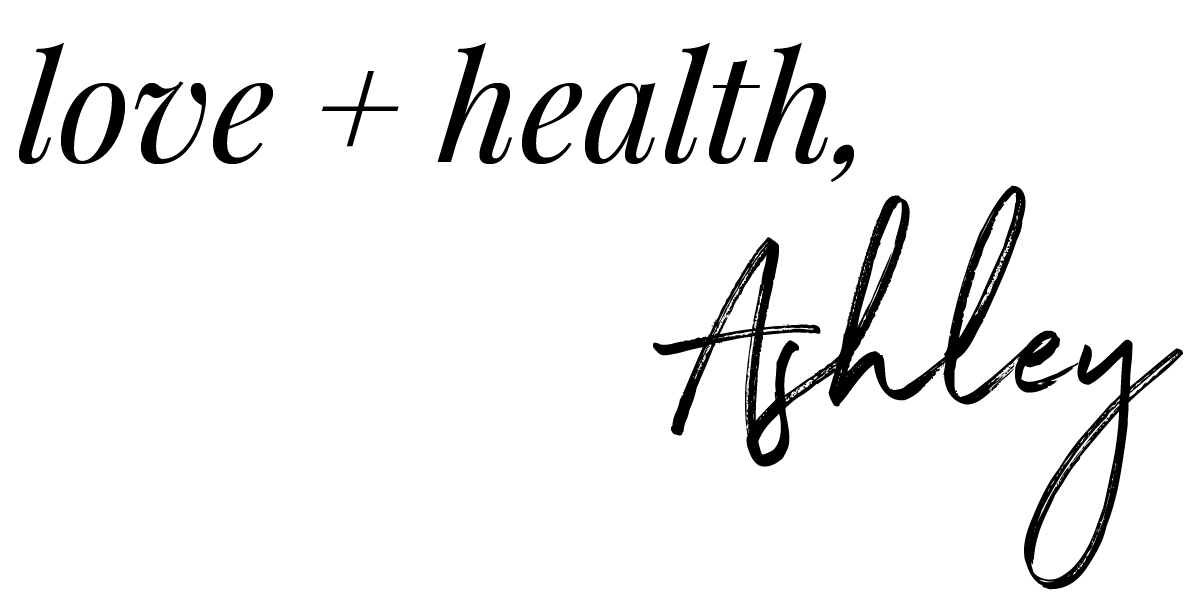 Stay Healthy | AshLey Gotschall Nutrition