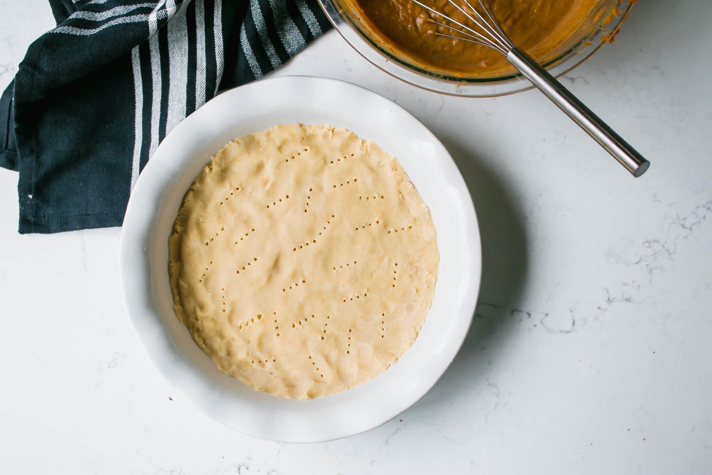 Pumpkin Pie [Paleo + Gluten-Free]