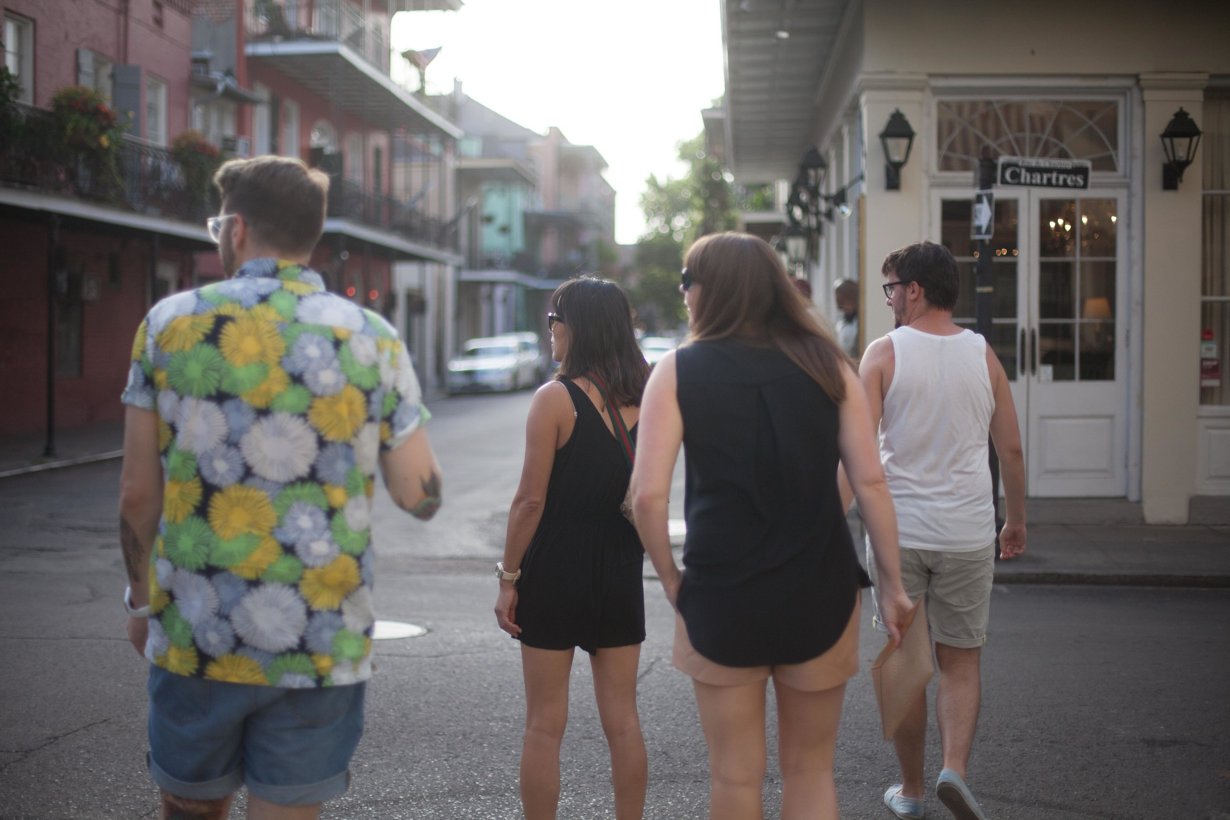 New Orleans with friends this summer!