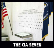 A suicide bomber  killed seven CIA officers  and one Jordanian officer at a remote base in southeastern Afghanistan on December 30, 2009 after posing as a potential informant reporting on Al Qaeda. Seven new stars will be etched onto the memorial wall at the CIA where every star represents grieving friends, family and colleagues dedicated to fight against the enemy, forever in their name. Killed in the attack were CIA officers Jennifer Lynne Matthews, 45; Scott Michael Roberson, 39; Harold E. Brown Jr., 37; Darren LaBonte, 35; Elizabeth Hanson, 30; and security contractors Jeremy Jason Wise, 35, and Dane Clark Paresi, 46.   First posted  30 May 2010
