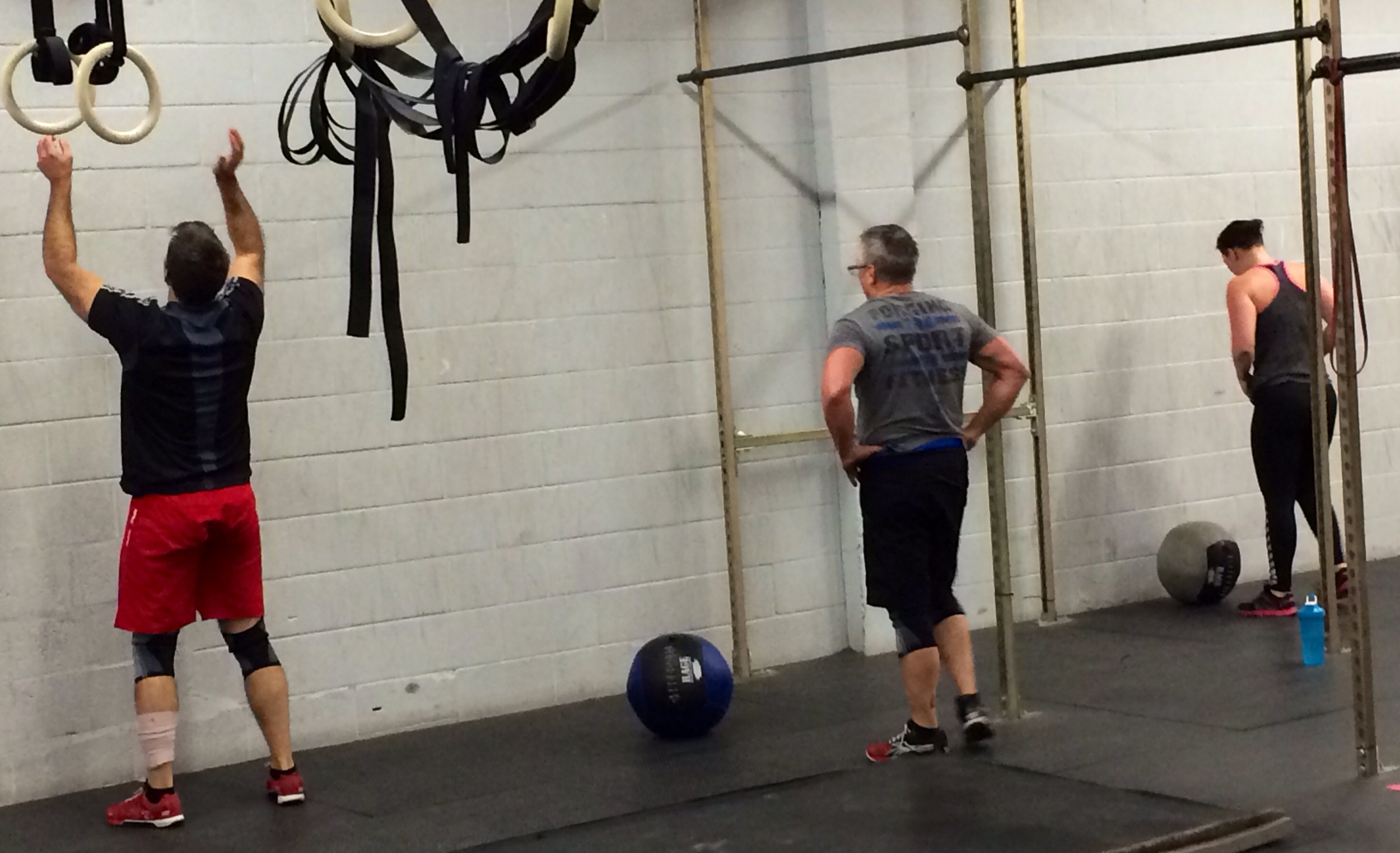 Monday 530 am class getting it done!