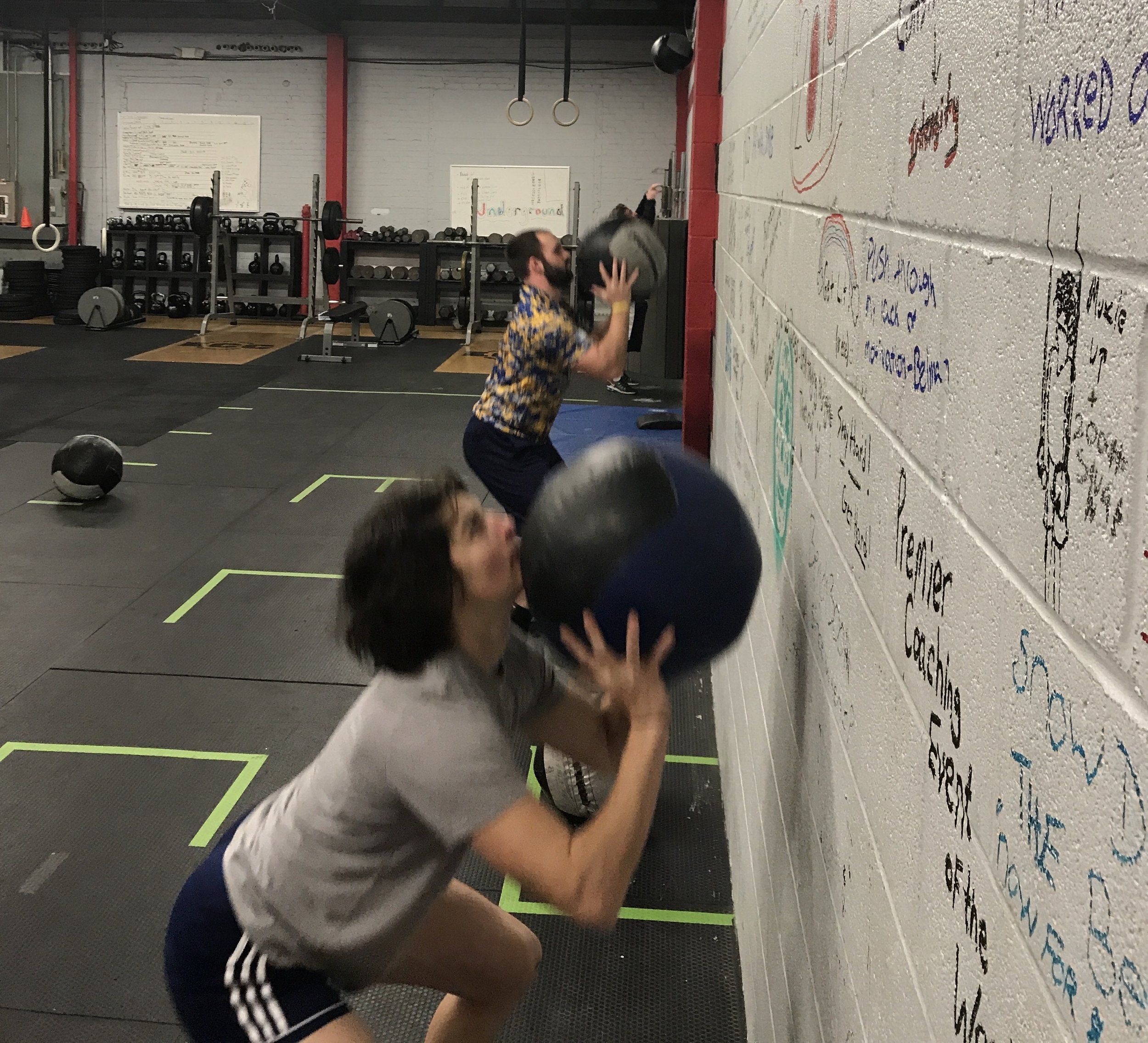 New Haven Rugby ~ Friend who workout together…. Stay together :)