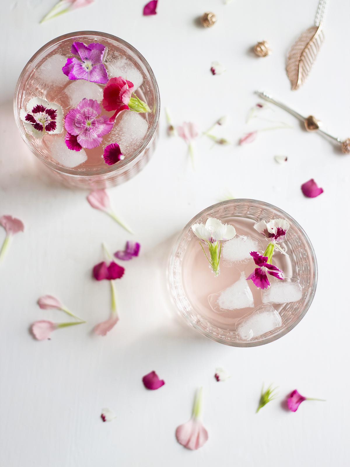 Raspberry & Rose