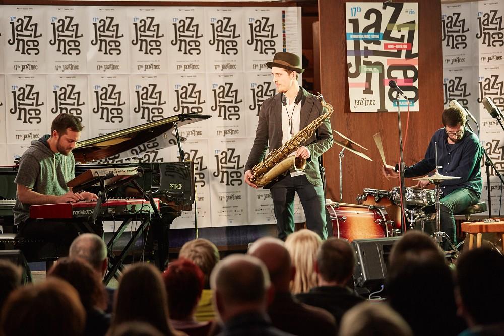 Jazzinec Festival (Czech Republic) 3.5.15