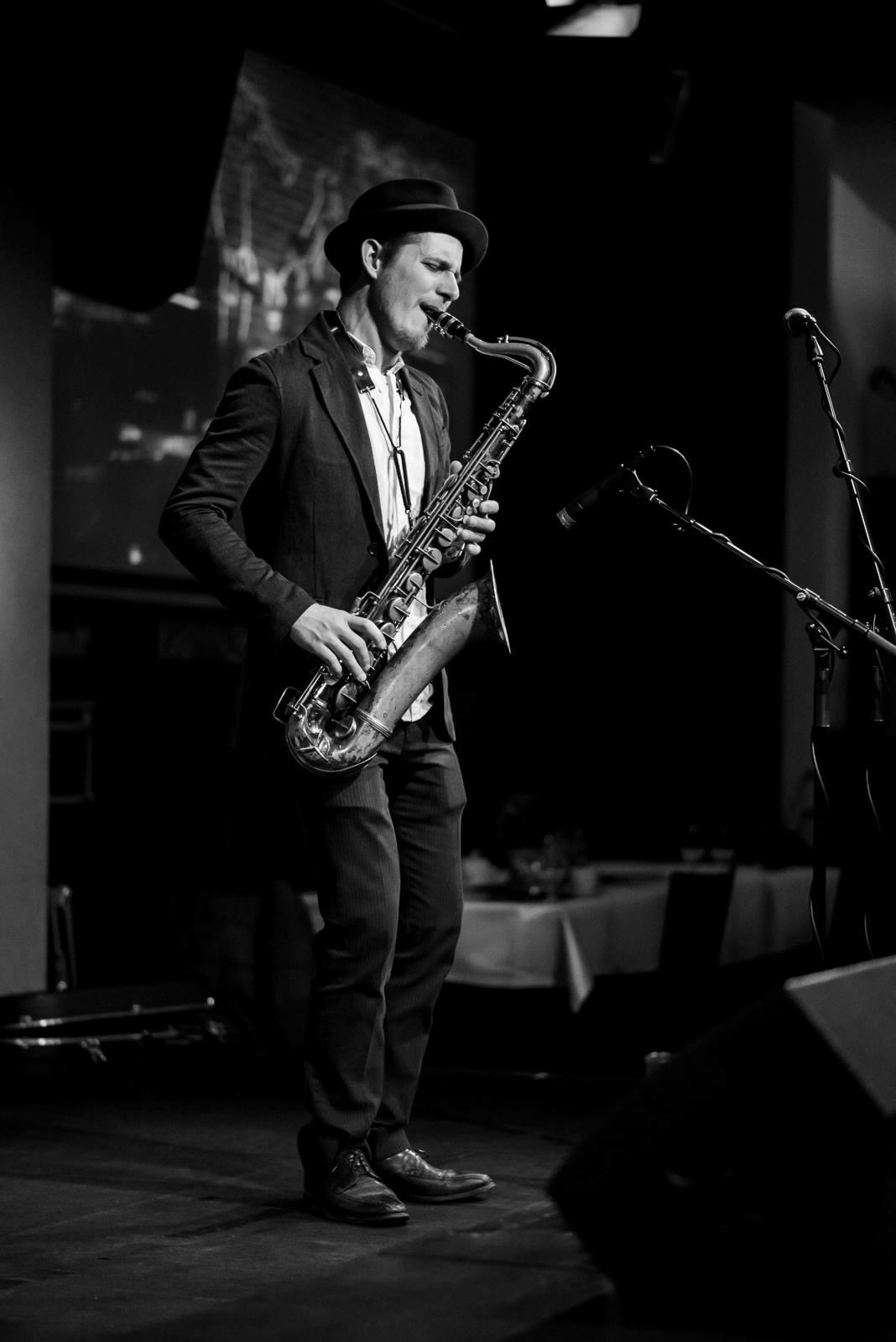 Blue Note Jazz Club (Slovakia) 3.14.15