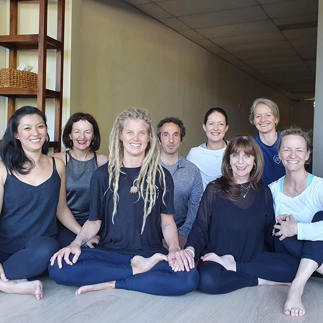 Loved this journey with such a beautiful crew of supportive, giving, dedicated, divine people. I've learned so much and gained so much from going back to yoga school. #alwaysastudent #alwayslearning #yogatraining