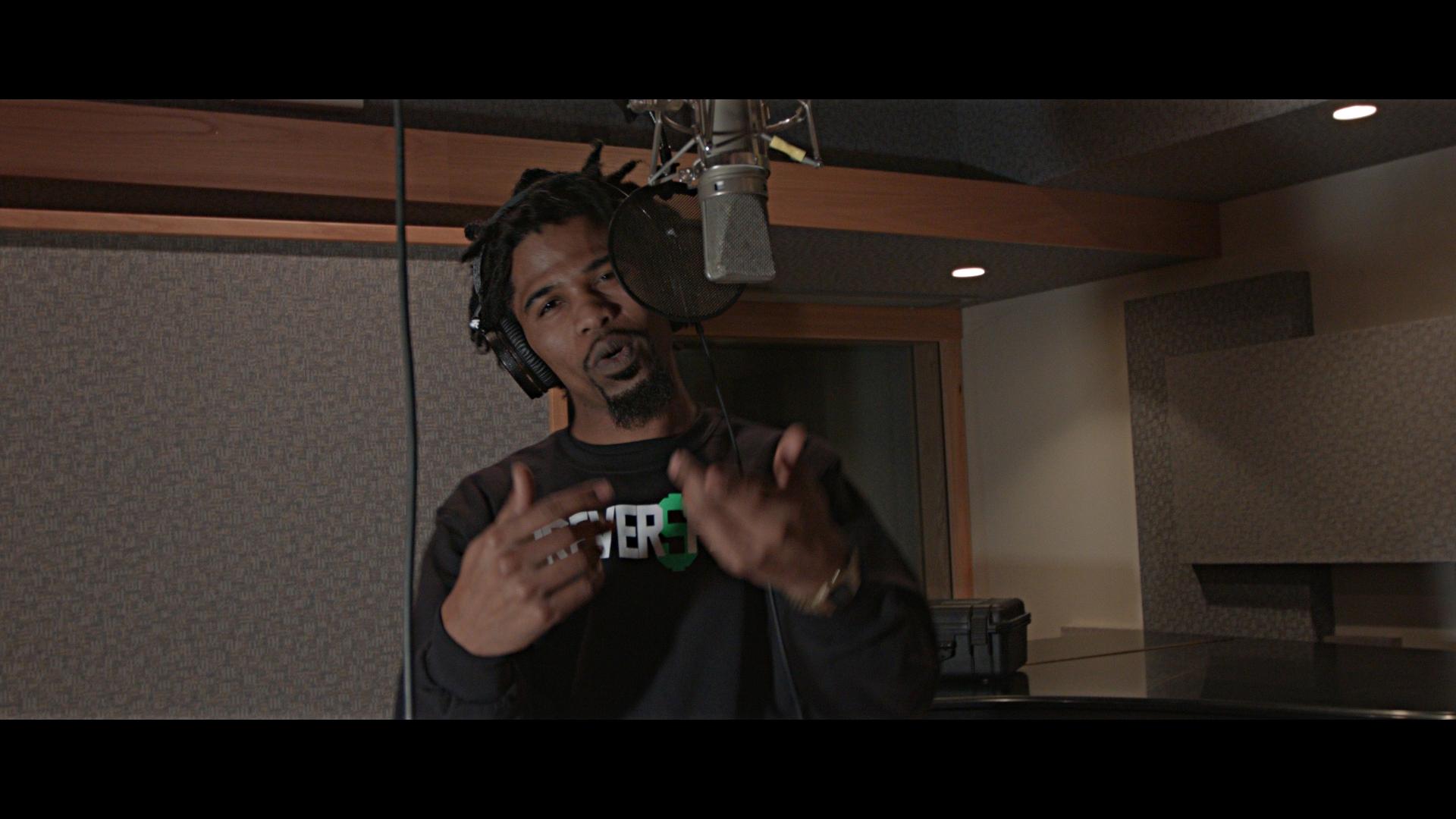 Jamal Wade Studio Session (1)