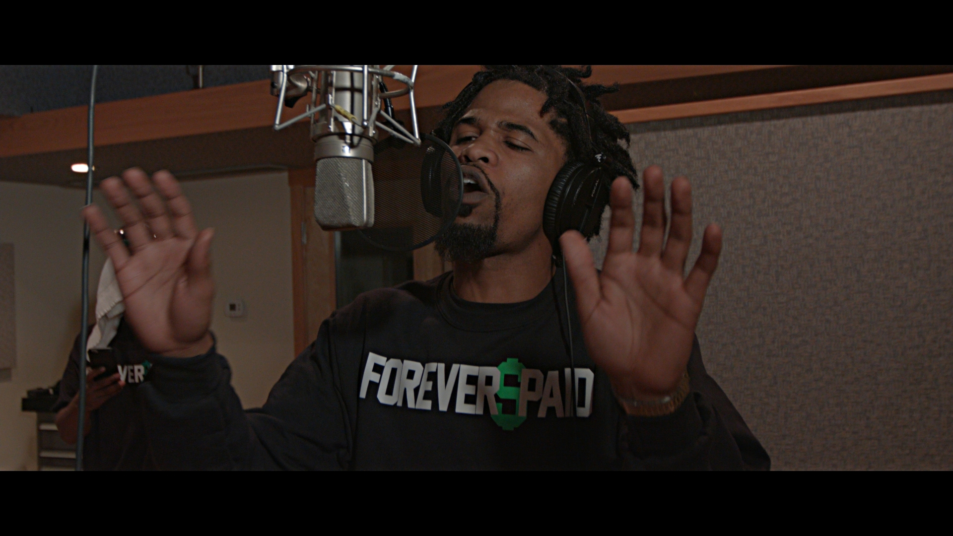 Jamal Wade Studio Session (2)