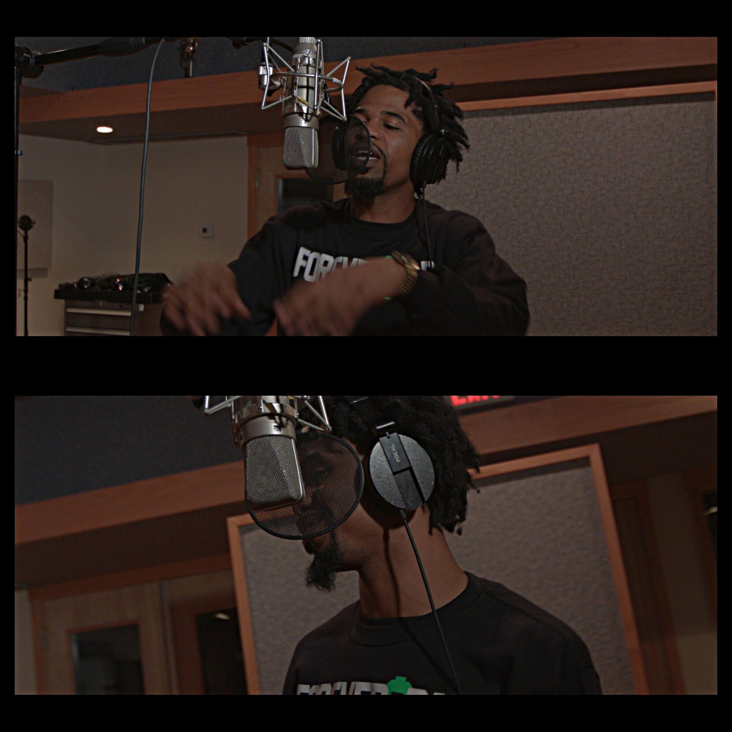 Jamal Wade Studio Session (4)