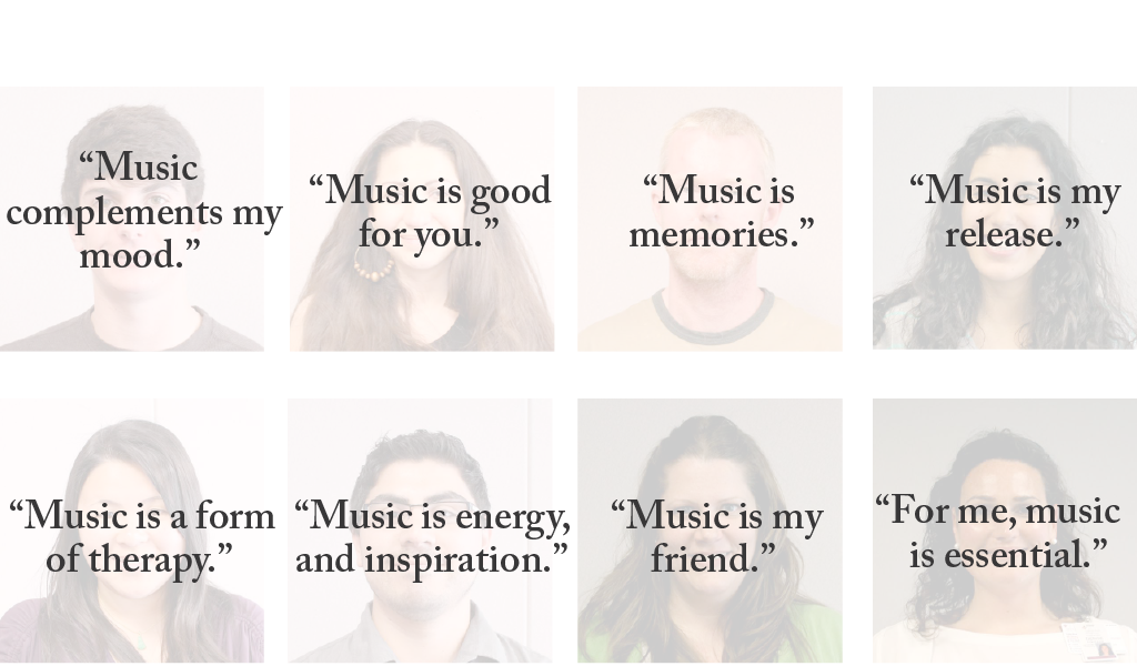What is music? in a participatory design session.