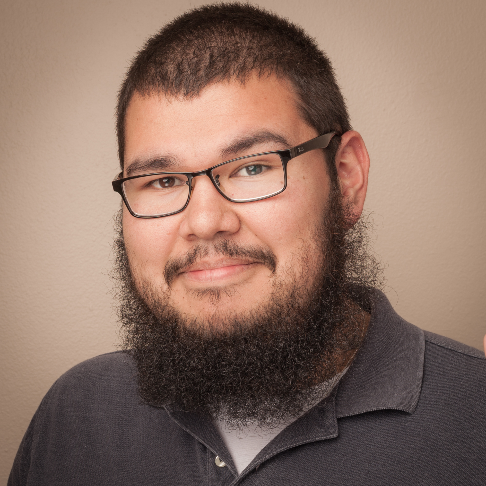 Roderick Peña, February 2016