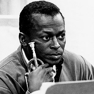 Jazz Legend & Composer - Miles Davis