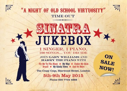 Sinatra Jukebox on sale now