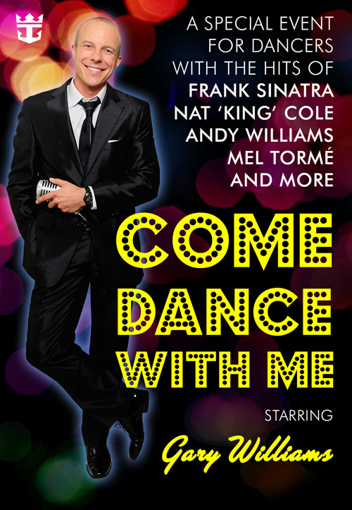 Gary WIlliams Come Dance With Me for your special event
