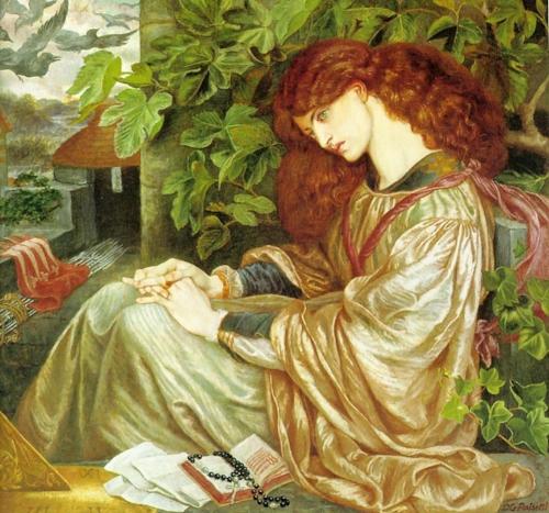 Dante Gabriel Rossetti, Pia de' Tolomei