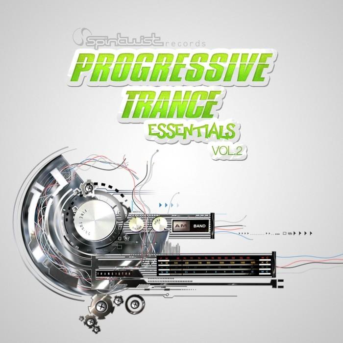 Progressive Trance Essentials Vol.02