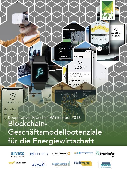 Titelblatt-Blockchain-Whitepaper