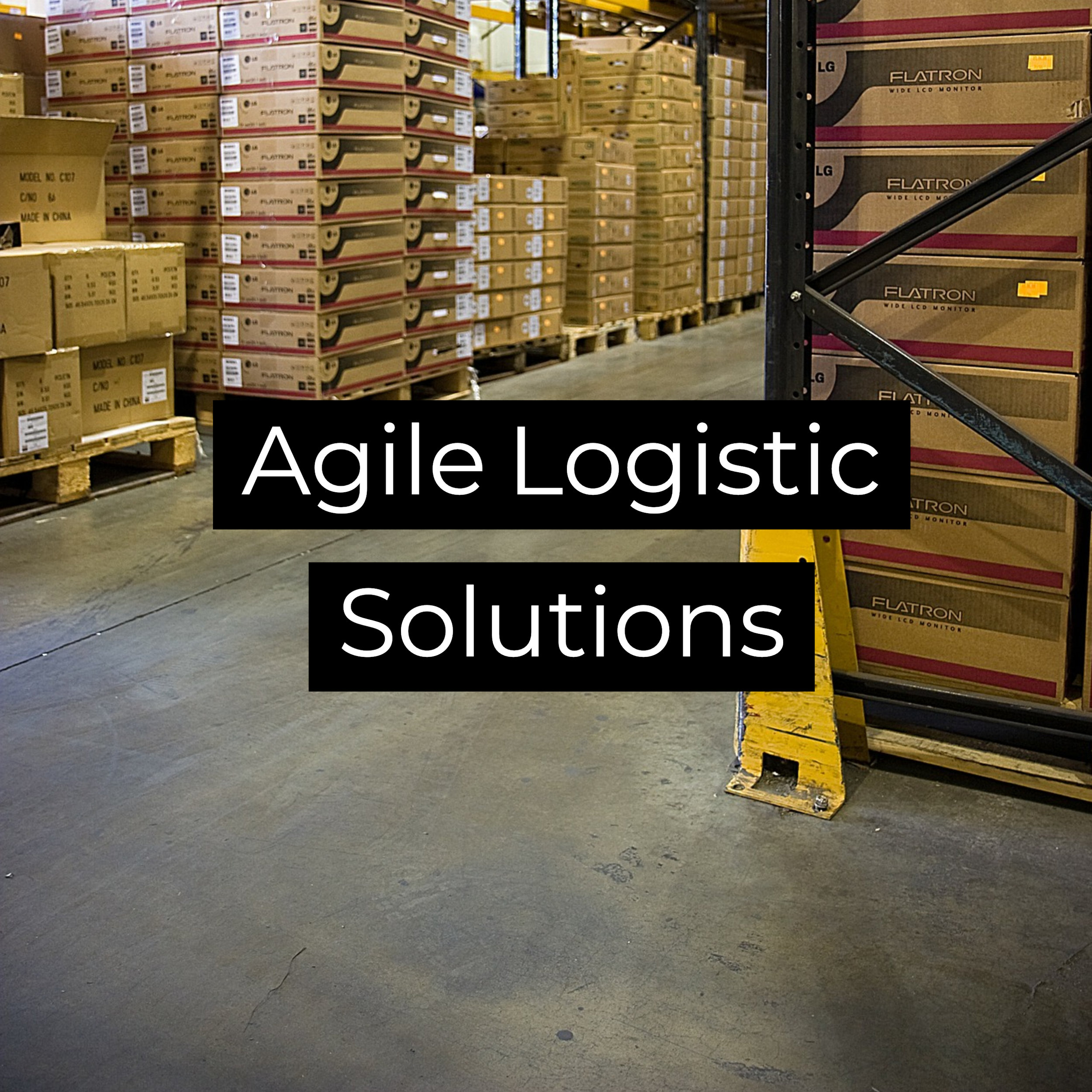warehousing for online company