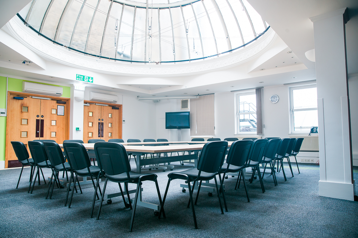Resource for London - Charity providing conference, training, meeting rooms and exhibition space for private and voluntary sectors