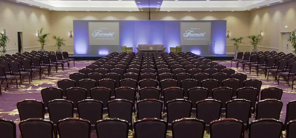 Fairmont St Andrews meeting room 1