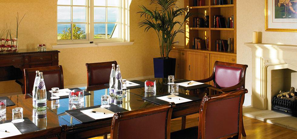Fairmont St Andrews meeting room 2