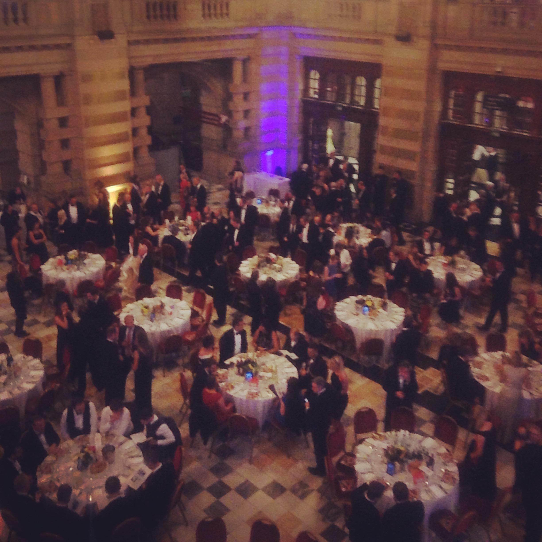 Kelvingrove museum gala dinner