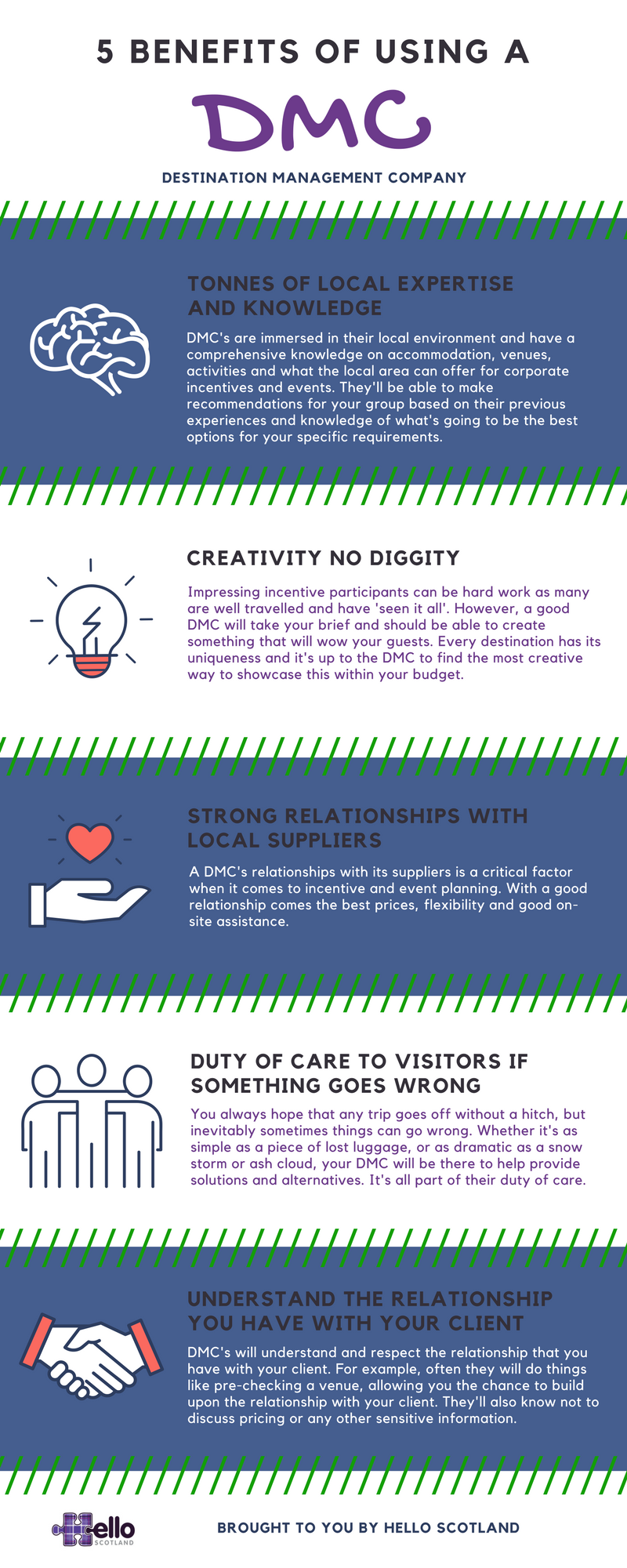 Benefits of a Destination Management Company