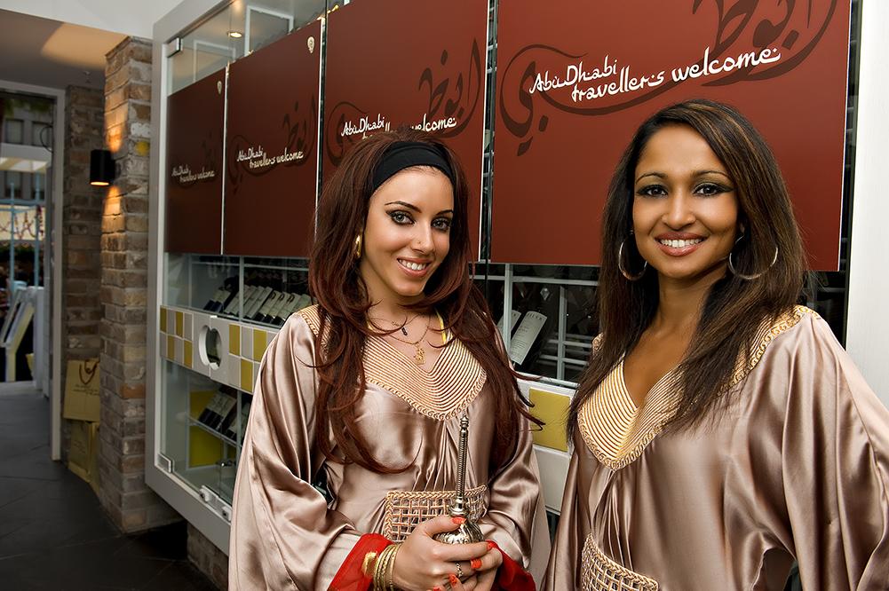 Brand event Abu Dhabi Tourism