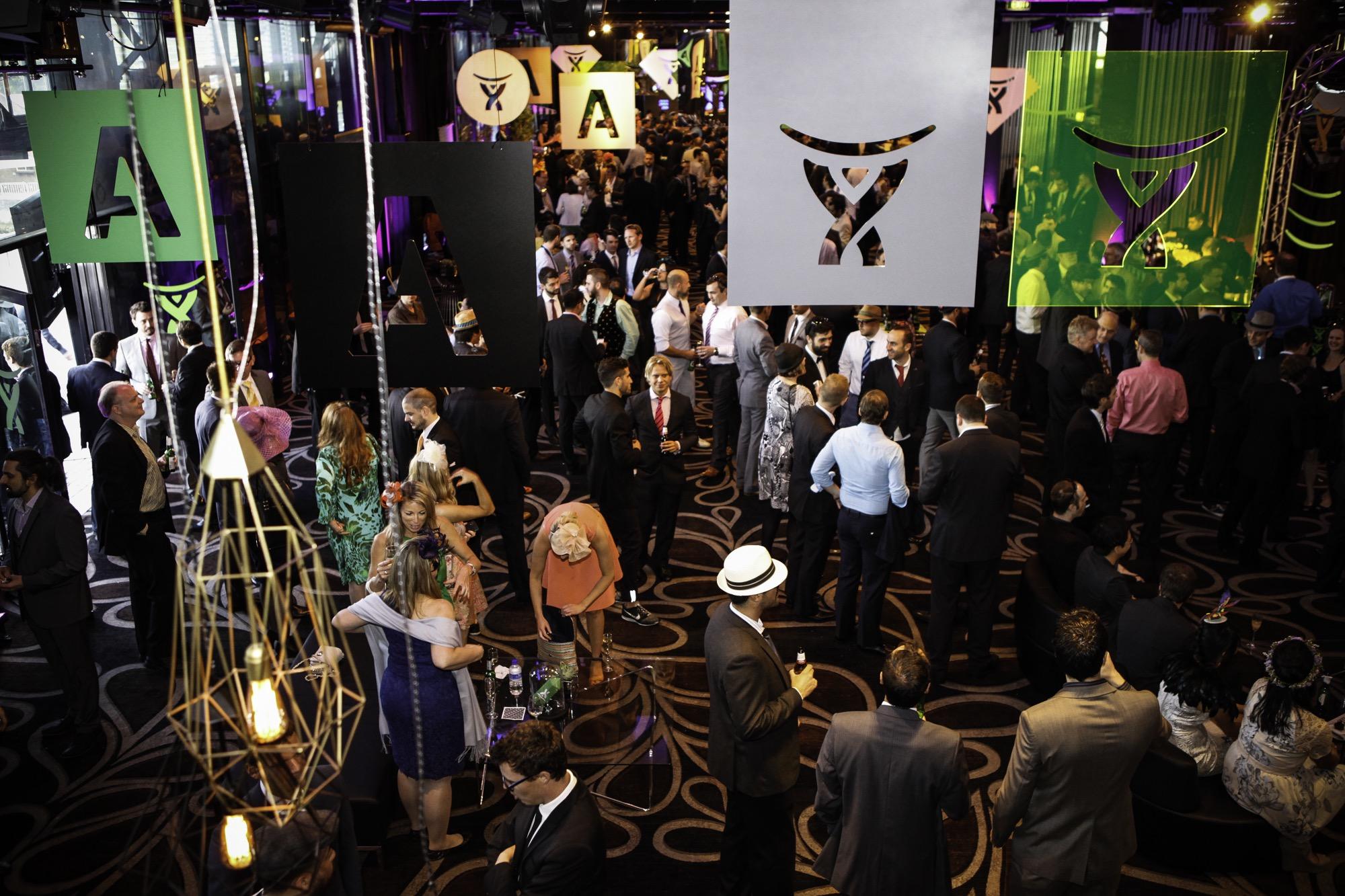 Atlassian Melbourne Cup party
