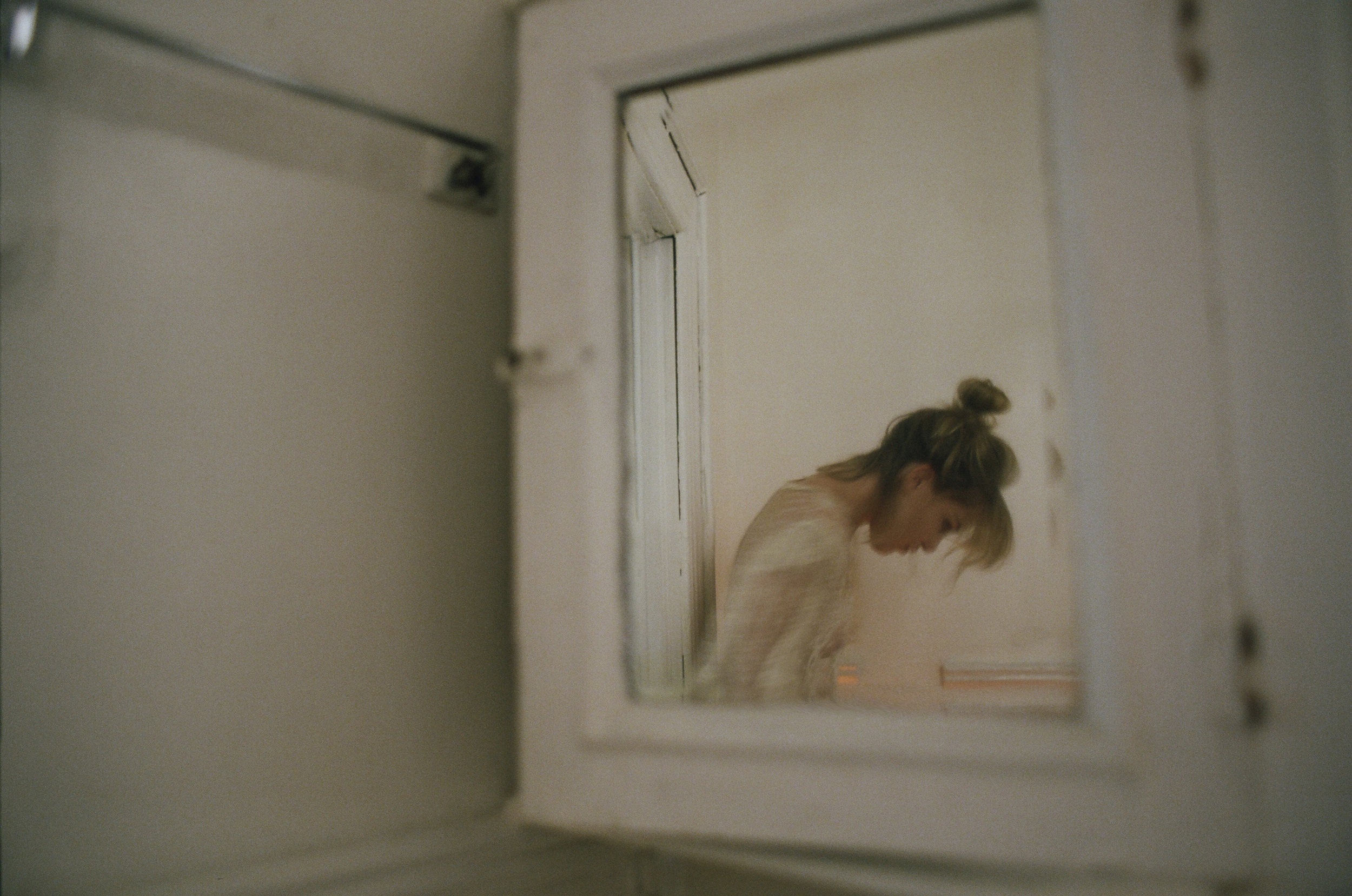 At home, by Lauren Withrow