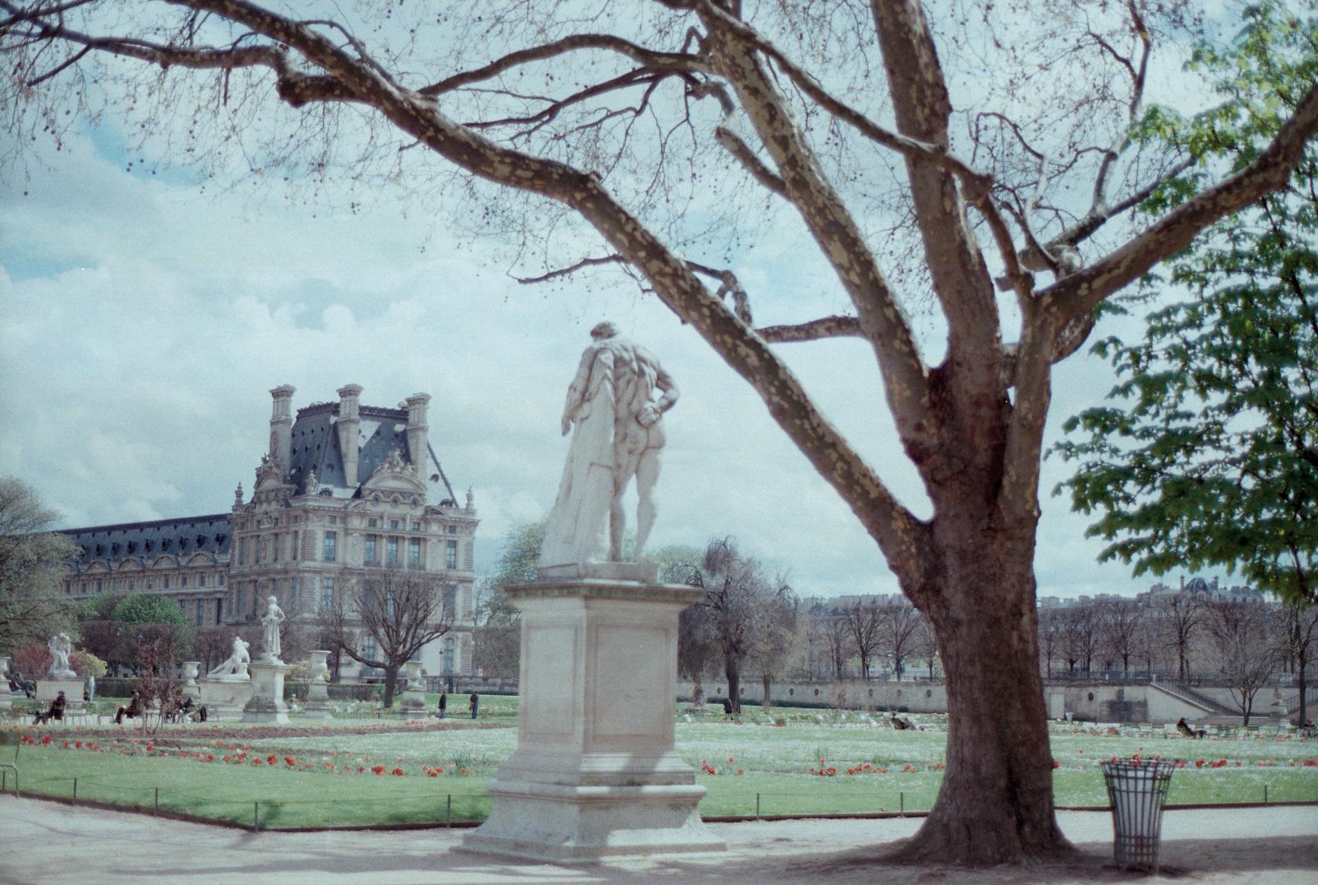 Expired fuji in Paris.