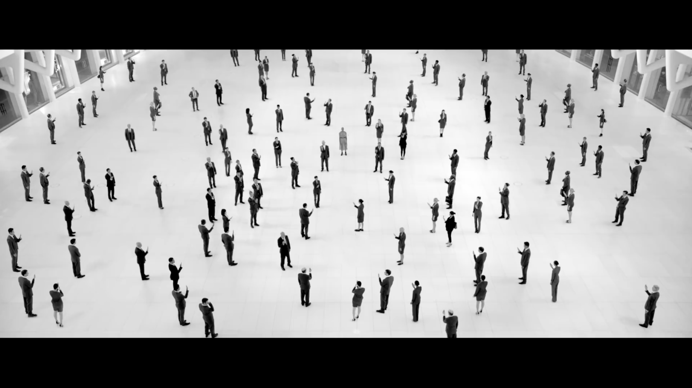 ONE REPUBLIC - Connection [ Assistant Choreographer ]