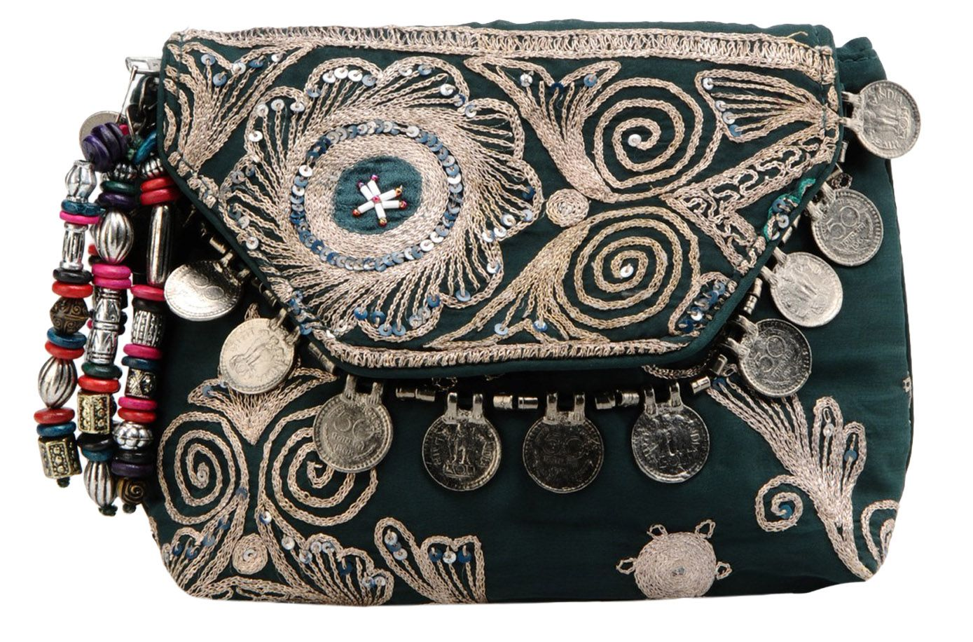 how have you gone all summer without a banjara inspired clutch?! antik batik has  some of the best out there!