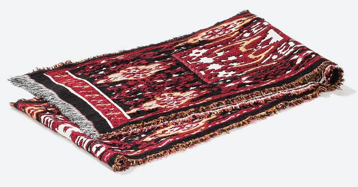 Jacquard scarf- $29.99 (was $79.90)