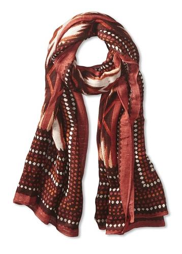 Theodora & Callum linen blend scarf- $34 (was $175)