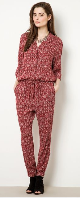 Maison Scotch batik print jumpsuit- $39.99 (was $214)
