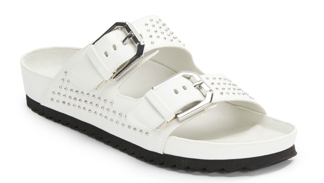 Kenneth Cole studded sandals- $69 (was $130)