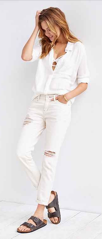 BDG destructed skinny jeans- $19.99 (was $79)