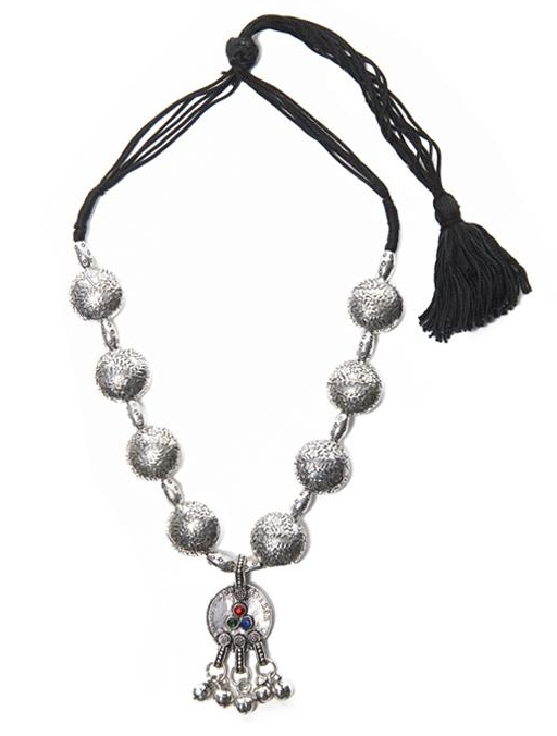 Antique-inspired Indian necklace- $27 (was $50)