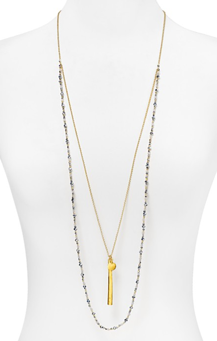 Chan Luu double strand necklace- $45 (was $148)
