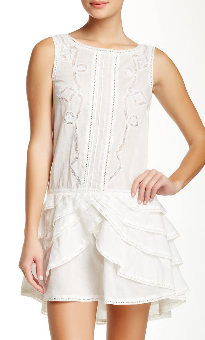 Pam & Gela lace dress- $89 (was $325)