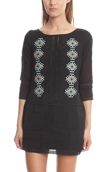 Pam & Gela embroidered dress- $79 (was $375)