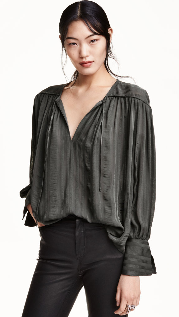 Peasant Blouse- $29.99 (was $49.99)