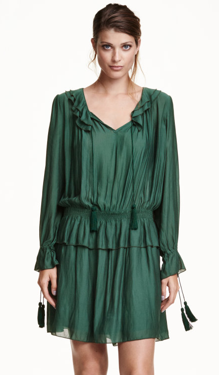 Peasant Dress- $29.99 (was $59.99)