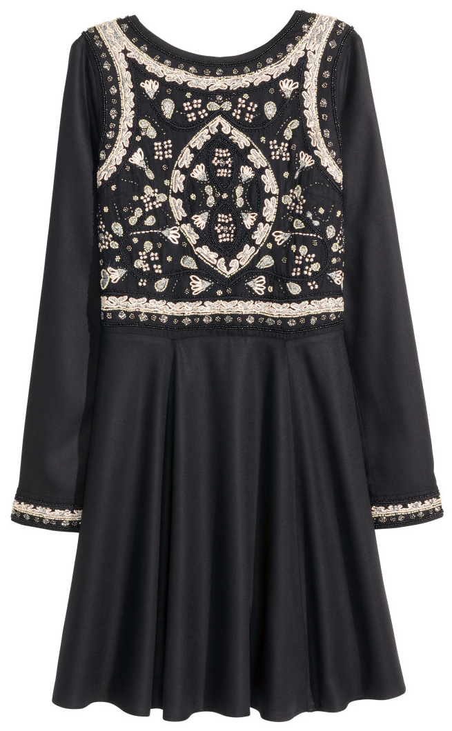 Beaded and Embroidered Dress- $34.99 (was $69.99)
