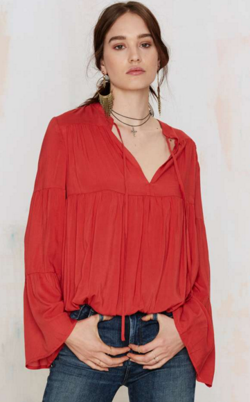 Tiered top- $10.50 (was $58)