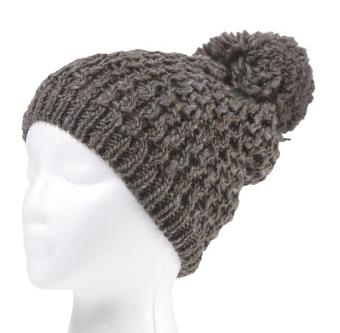 Wool/alpaca blend hat- $10