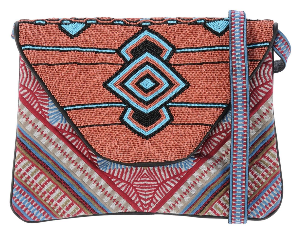 Antik Batik beaded bag- $50 (was $216)