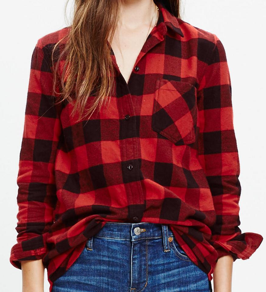 Flannel Ex-Boyfriend shirt- $24.50 (was $82)