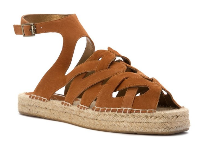 "Cynthia Vincent ""Pebbles"" espadrilles- $79.99 (was $195)"